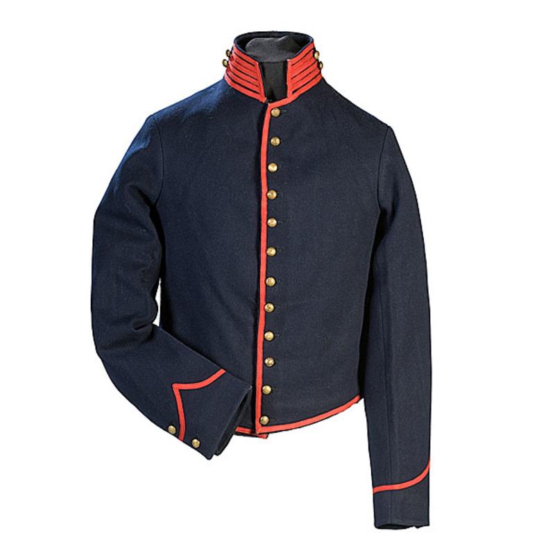 Civil War Artillery Shell Jacket,