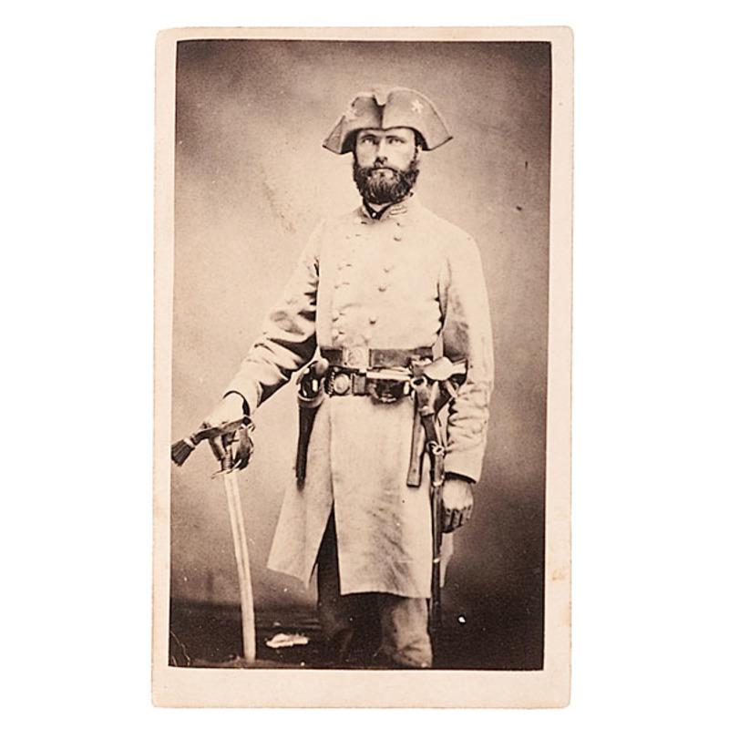 CDV of Brig, Gen. Richard M. Gano, CSA