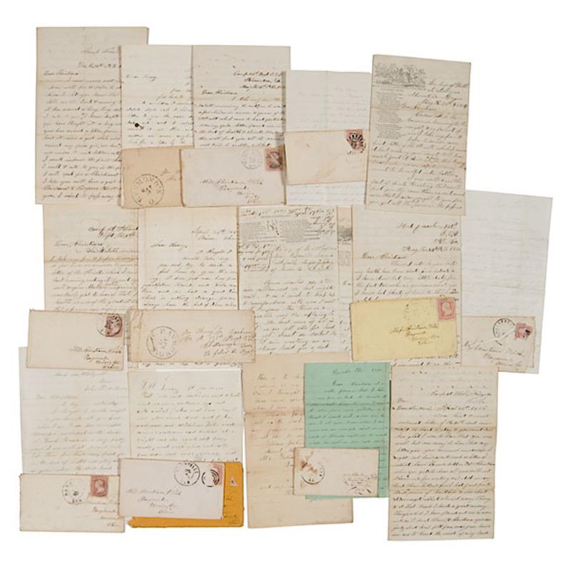 Civil War Letters of Henry F. Jackson, 121st Ohio Infantry