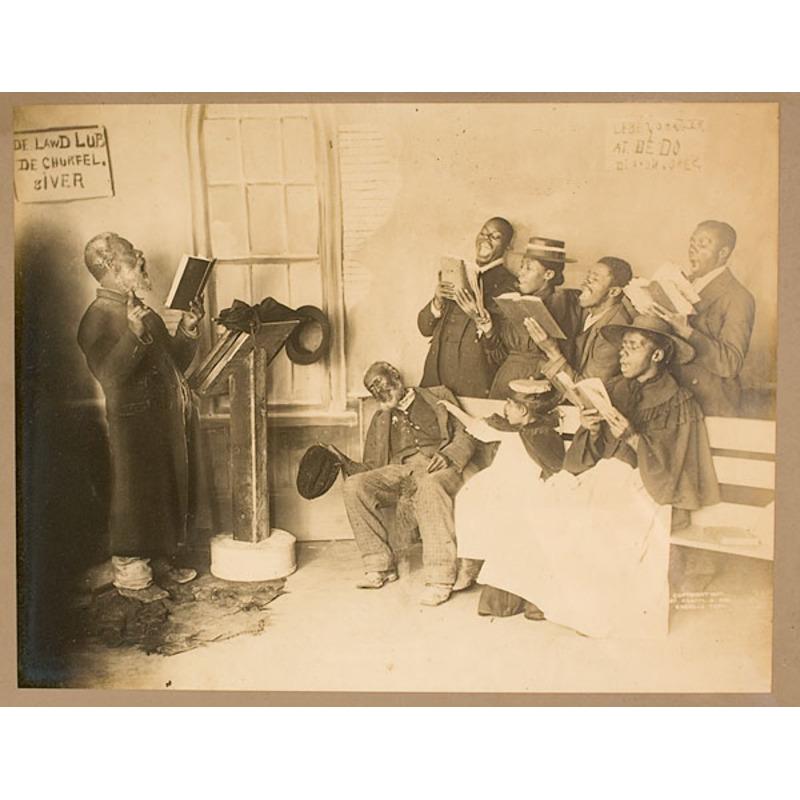 Comic Racial Tennessee Photograph