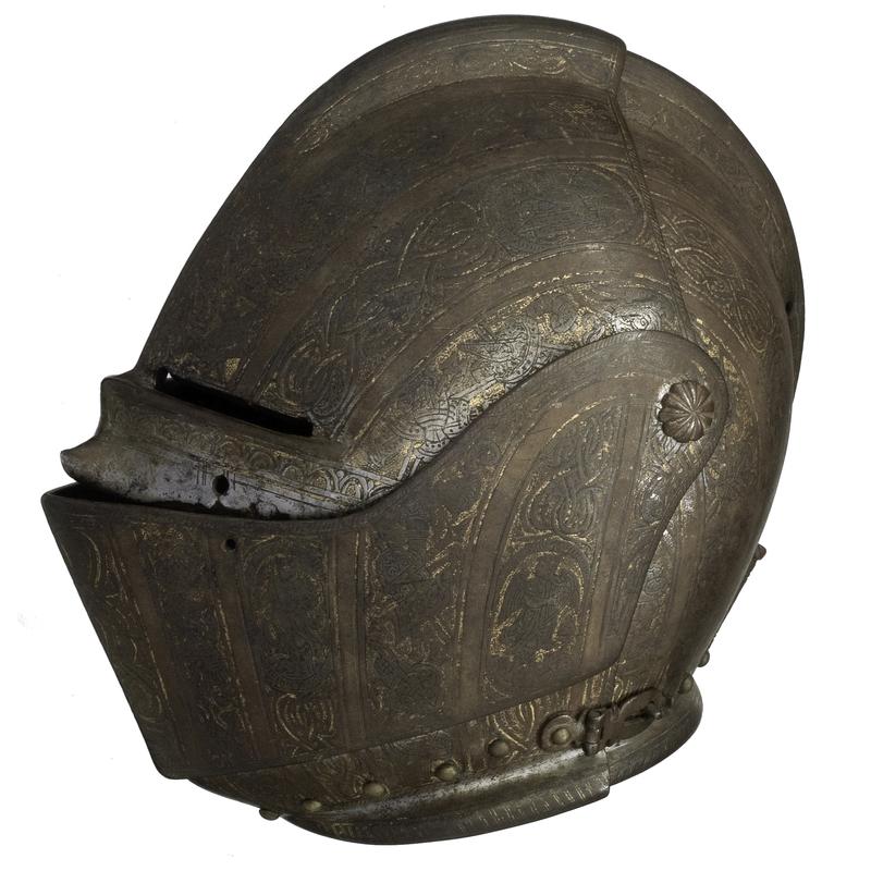 Italian 16th Century Milanese Helmet