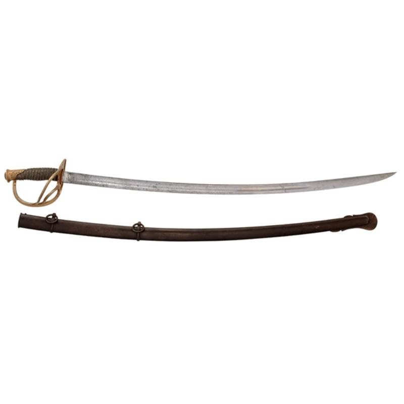 Officer's Light Cavalry Sword