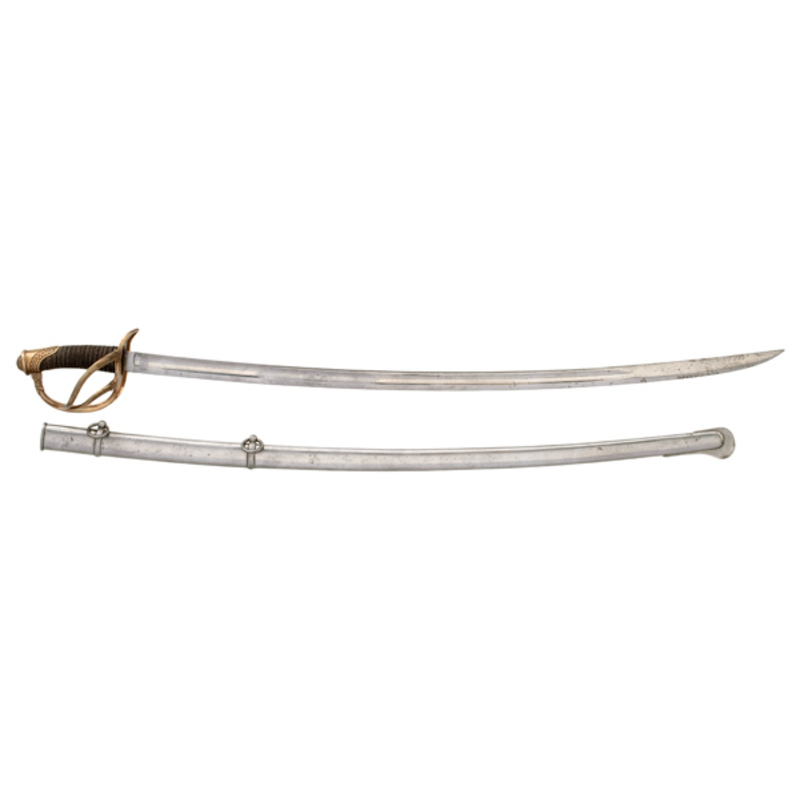 Cavalry Officer's Sword By Tiffany & Co.