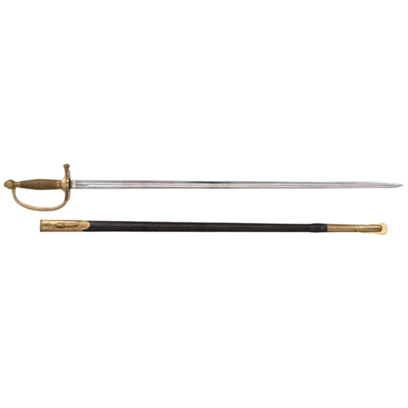 M1840 Non-Commissioned Officer's Sword
