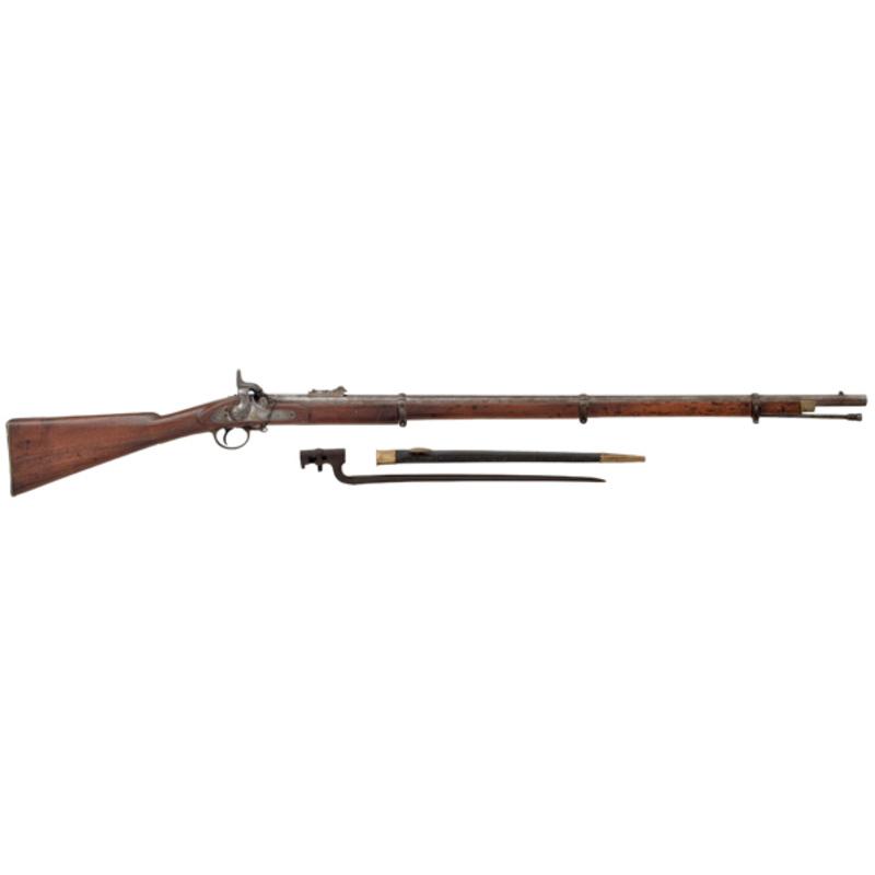 Pattern 1853 English Rifled-Musket with Bayonet