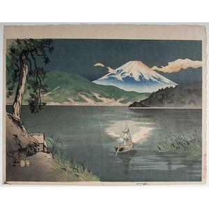 Japanese Woodblock