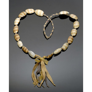 Shell Necklace,