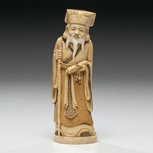 Japanese Ivory Immortal