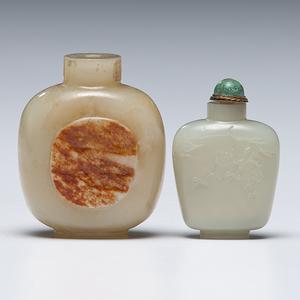 Chinese Jade Snuff Bottles