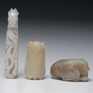 Chinese Jade Carvings