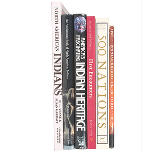 [American Indian - General] Books on Native Art and History