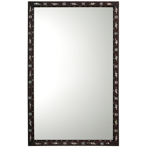 Chinese Export Inlaid Mirror