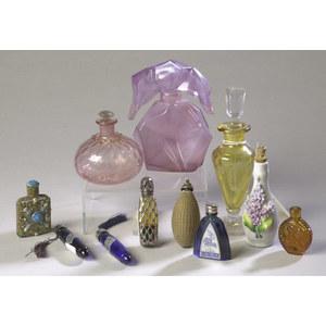 Lot of 10 Perfume Bottles