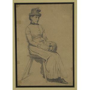 Joseph Henry Sharp Pencil Sketch,