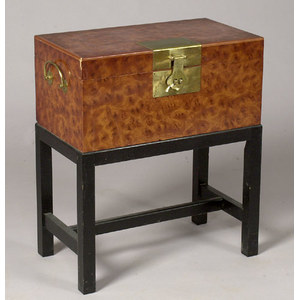Document Box on Stand,