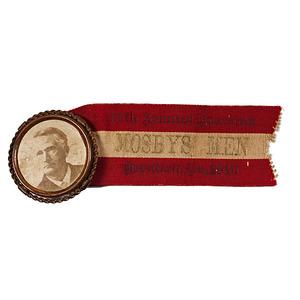 MOSBY'S MEN 1910 Reunion Badge