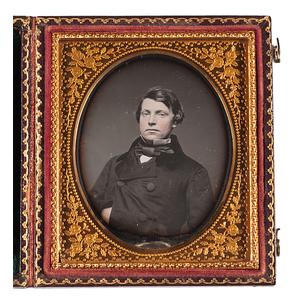 Samuel Larkin Warner, Connecticut Congressman, Grouping of Cased Images