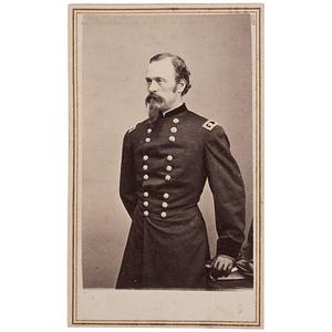 General James H. Wilson CDV