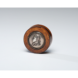 Scarce  George Washington Snuff Box