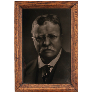Roosevelt, Wilson, & Harding Photographic Tiles by Cartlidge