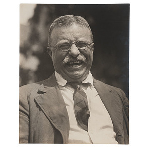 Theodore Roosevelt Photograph by the Brown Brothers