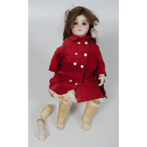 French Bru Bisque Doll