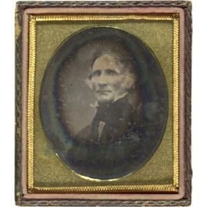 6th Plate Daguerreotype of John Bingham,