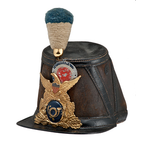 US French Made Model 1860 Shako