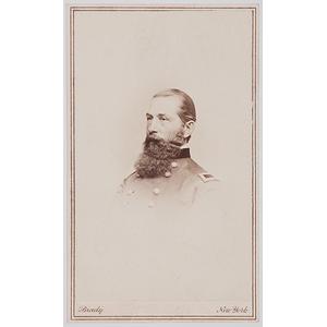 Brig. Gen. David A. Russell, KIA, Civil War CDV by Brady
