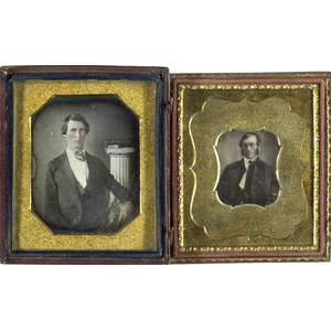 Two Intriguing Daguerreotypes,