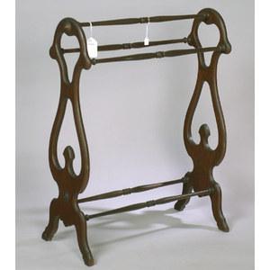Victorian Quilt Rack,