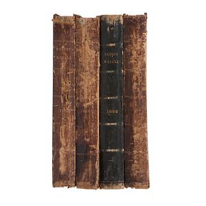 Harper's Weekly, Group of Eight Bound Civil War-Period Volumes