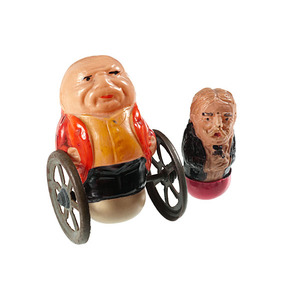 William H. Taft, Rare Celluloid Toys