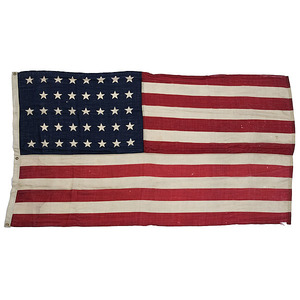 38-Star American National Flag