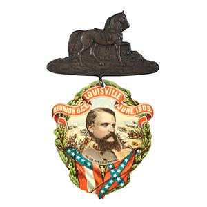 United Confederate Veterans Ribbon & Medals