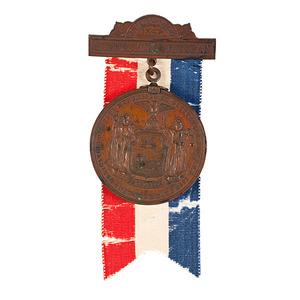 Gettysburg Veteran Medal Identified to Drummer Alexander Hart, 40th New York Infantry, POW & WIA