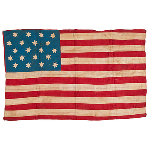 20-Star American National Flag