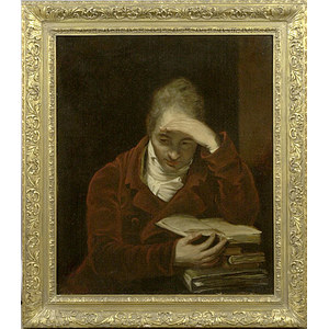 Oil Portrait, Attributed to John Opie,