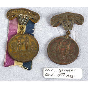 West Virginia Civil War Service Medals Identified
