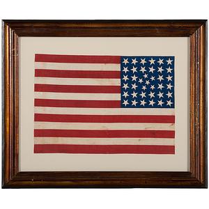 38-Star American Parade Flag