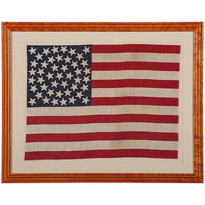 45-Star American Parade Flag