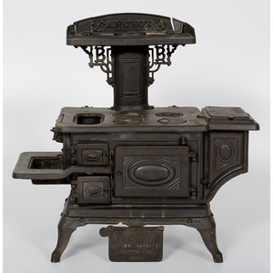 Cast Iron Stove, Plus