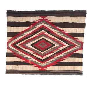 Navajo Transitional Chief Blanket