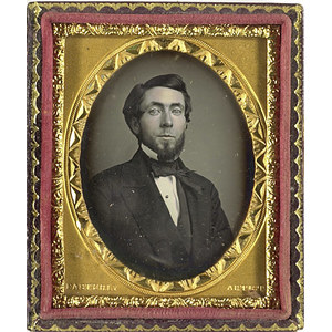 Daguerreotype by the St. Louis Master,