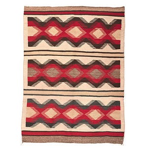 Navajo Western Reservation Weaving