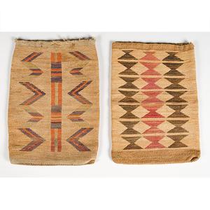 Nez Perce Corn Husk Bags