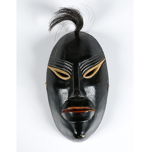 Asian Painted Mask