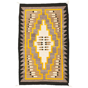 Navajo Eastern Reservation Weaving