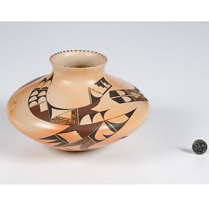 Karen Abeita Hopi Jar