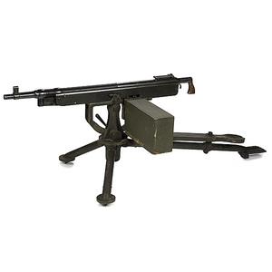 **Marlin Browning Model 1914 Machine Gun